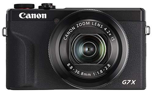 キヤノン デジタルカメラ PowerShot G7 X Mark III (BK) PSG7XMARKIIIBK ブラック