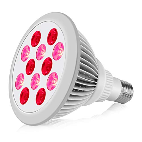 Why Should You Buy Red-Light Therapy with Remote Control 24W 850nm 660nm Pulsed Light Therapy Device...