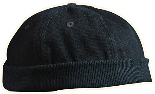 Myrtle Beach - Docker Cap 'Chef' / black, One Size one size,Black