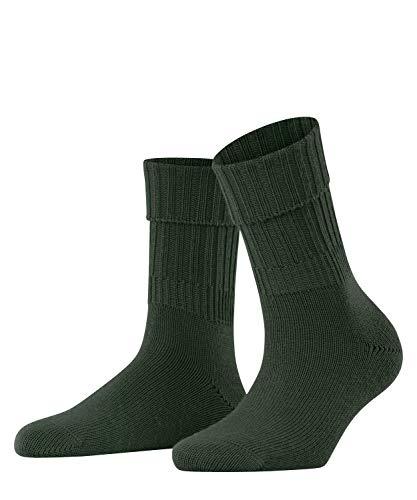 FALKE Damen Striggings Rib W SO Socken, Grün (Mistletoe 7272), 39-42
