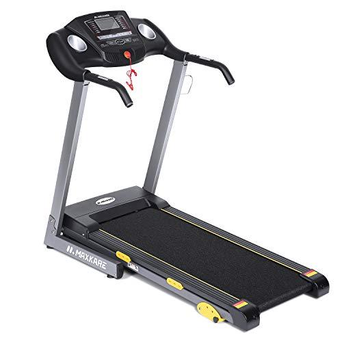 MaxKare Treadmill with 15 Pre-Set Programs