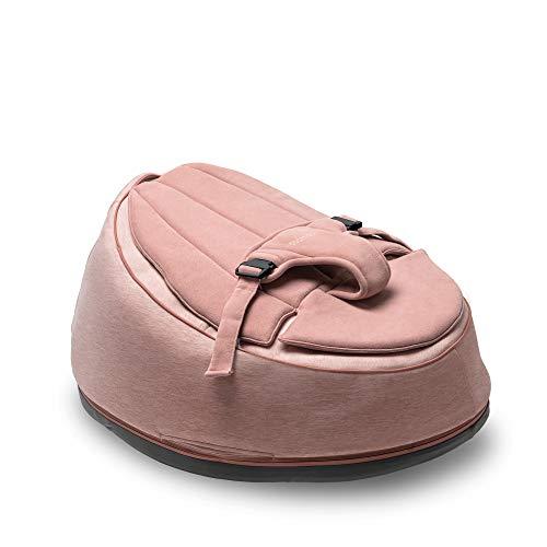 Doomoo – Seat'n Swing Pink Multifunktionale Babywippe und Sitzsack für Neugeborene und Kinder – Evolutive Wiege mit Schaukelfunktion – Füllung mit EPS-Mikorperlen mit Toxproof Zertifikat