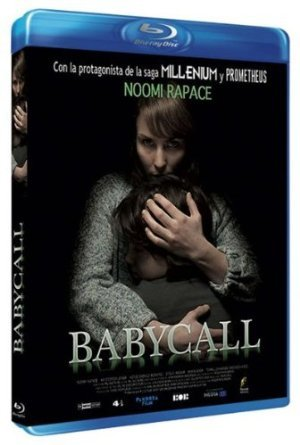 Babycall (2011) ( The Monitor ) [ Spanische Import ] (Blu-Ray)