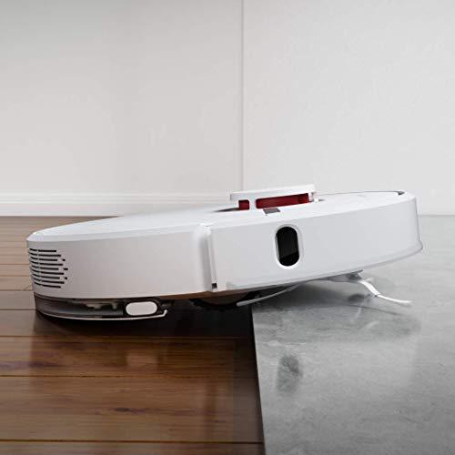 Dreame Robot Aspirador D9 Mistral [Modelo Europeo] con Navegación LiDAR por Radar láser LDS y Sistema de escaneo en Tiempo récord, autonomía de 150 Minutos, Mapeado Inteligente