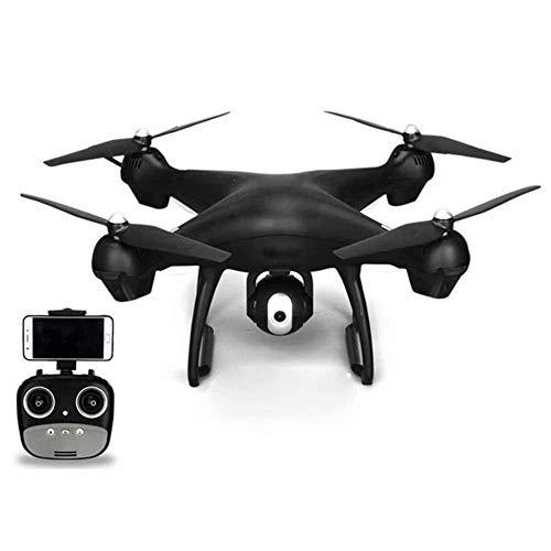 AG Drone 1080P HD Y GPS Return Home Quadcopter con Cámara WiFi de Gran Angular Ajustable Sígueme, Batería Inteligente Rango de Control Largo,UNA,60 min
