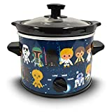 Uncanny Brands Star Wars 2-Quart Slow Cooker- Kitchen Appliance