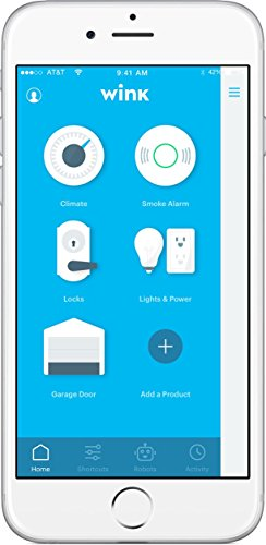 Wink WNKHUB-2US 2 Smart home hub, White