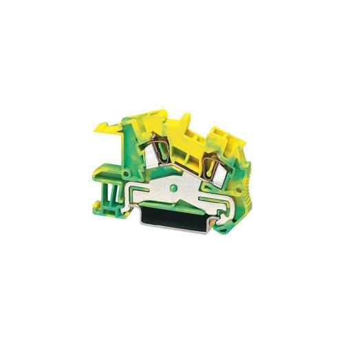 Phoenix 3038231 PHOE Schutzleiterklemme STI 10-PE, Grün, Gelb