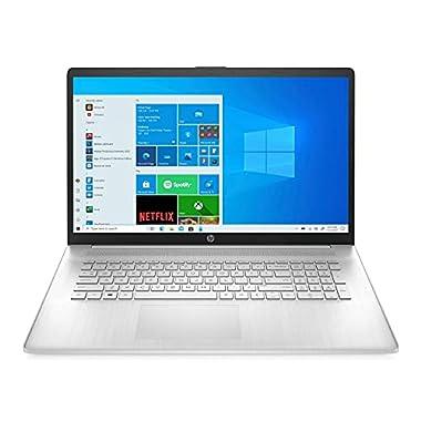 HP 17-cn 17.3-inch Full HD IPS Intel 11th Gen Core i5-1135G7 12GB RAM 512GB SSD Win 10 Laptop