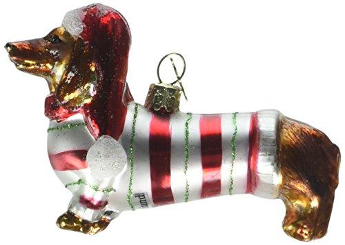Wiener Dog Ornament