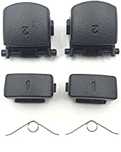 L1 R1 L2 R2 Bumper Trigger Buttons and Springs Repair for Sony For Play Station 3 PS3 Controller Replacement Parts