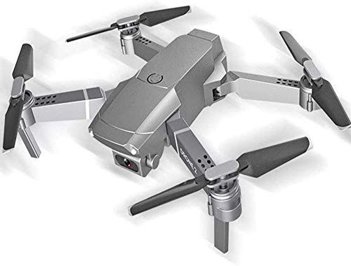 Drone Plegable WiFi FPV 1080P Cámara 2.4GHz RC Quadcopter Photo/Aplicación de Video Compartir High Hold Trayectory Flip 3D Flip para niños y Adultos LQHZWYC