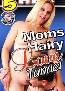 MOMS HAIRY LOVE TUNNEL / DVD FILMCO 5 HRS