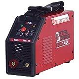 METALWORKS 829000140 Metalworks Modelo TEC 140 Soldadoras Inverter de Electrodos MMA,...