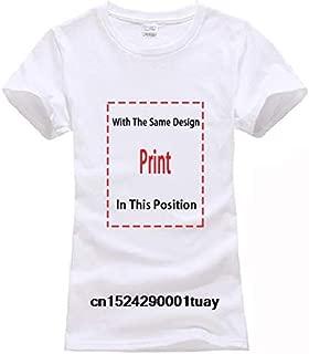 New Summer Tee Shirt Bonsai Ying Yang Japan Tree Sun Buddhist Zen Circle Tshirt Cool T-Shirt:Women-White, XXL