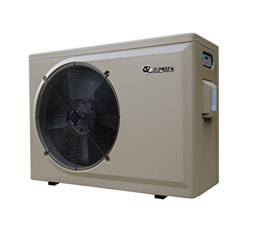 well2wellness Pool Wärmepumpe Heizpumpe PH 60L by Fairland® mit Einer Heizkapazität bis 25 kW + gratis Bypass-Set