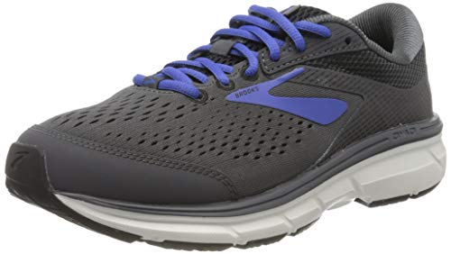 Brooks Dyad 10, Zapatillas de Running para Mujer, Negro (Black/Ebony/Blue 064), 42 EU