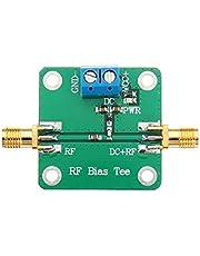 BiaBai Bias Tee de banda ancha 10-6000 Mhz 6Ghz para Ham Radio Rtl Sdr Lna Amplificador de bajo ruido