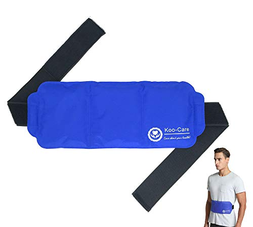 Koo-Care Large Ice Pack Gel Hot Cold Therapy Pack