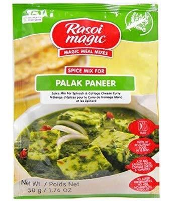 quality assurance RASOI MAGIC PALAK 1 year warranty PANEER 50GM