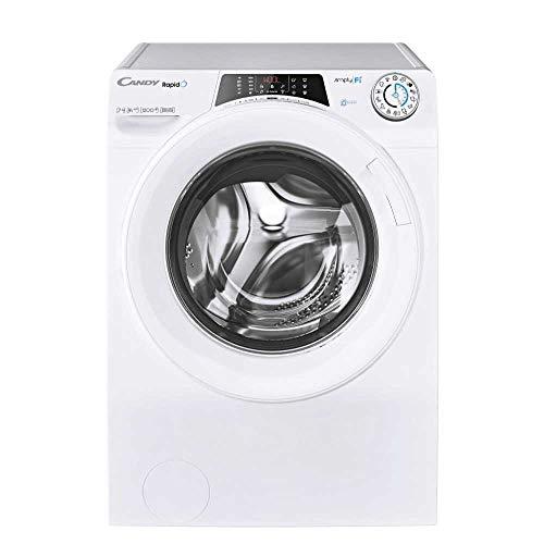 Candy Rapido' RO4 1274DXH5/S lavatrice slim, 7 kg, 1200 giri/min, classe A+++ (-20%)