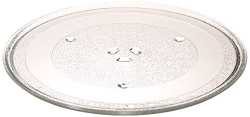 "General Electric Microwave Glass Turntable Plate / Tray 13 1/2 "" WB39X10032"