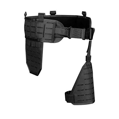 Purchase Gexgune 1000DNylon Tactical Molle Waist Belt Combat Removable Wide Waist Battle Belt Padded...