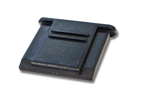 vhbw Blitzschuh Abdeckung Kunststoff für Panasonic Lumix DMC-FZ200, DMC-FZ72, DMC-G3, DMC-G5, DMC-G6, DMC-G6H, DMC-G6K, DMC-G6W wie BS-1.