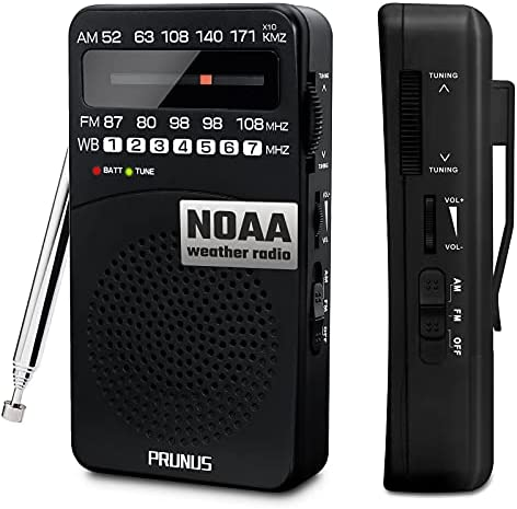 Top 10 Best portable radio battery operated Reviews