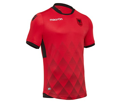 Trikot nationalen Albanien Fshf Home Wcq 2018 Senior