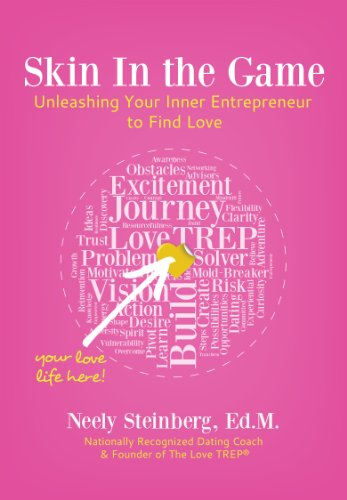 Skin In the Game: Unleashing Your Inner Entrepreneur to Find Love (English Edition)