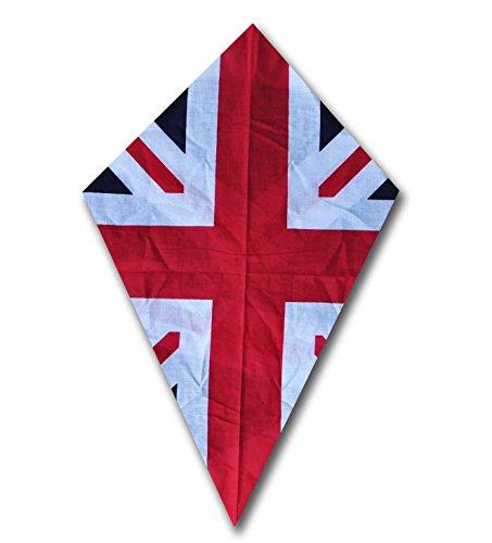 Bandana head bandana union jack flag