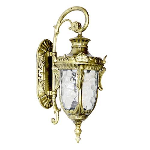 TXTC buitenwandlampen, waterdichte wandlamp, hantering van het huis, licht, lantaarn, wandlantaarn voor huis, veranda, tuin, hal, buiten, binnenplaats