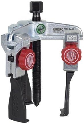 Kukko 128-3 Extractor de r/ótulas 60 x 60 x 29 mm