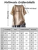 Zoom IMG-2 mallimoda donna tunic top girocollo