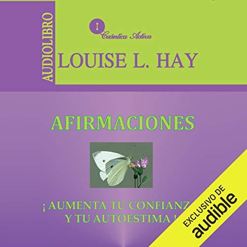 Diseño de la portada del título Afirmaciones