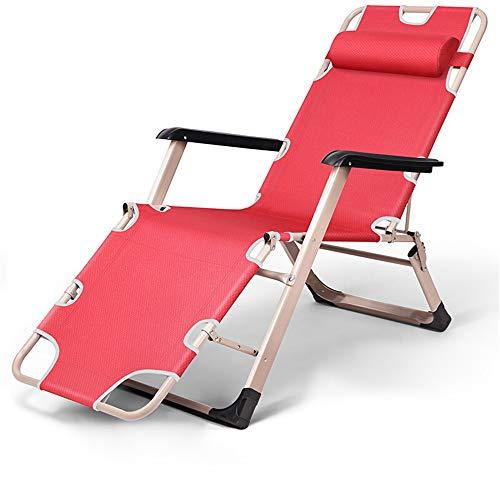 Al aire libre Zero Gravity Locking Patio Lounge Sillones reclinables Ajustable en...