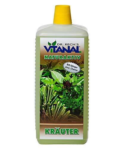 Vitanal Kräuter Bio Dünger 1 Liter