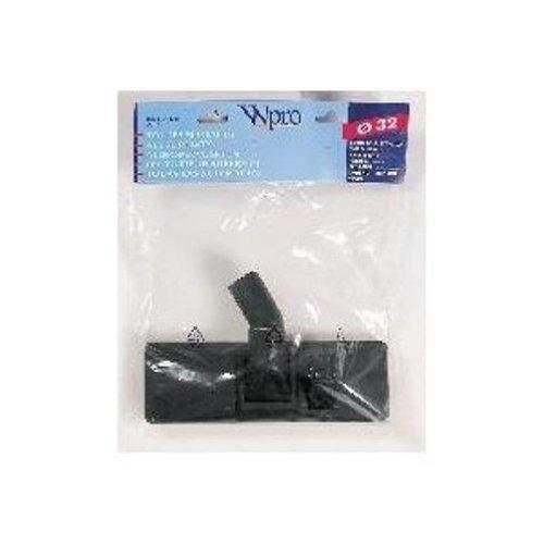 Wpro BRU109 Plat Crisp Classique Double Articulation Pédale Toutes Surfaces