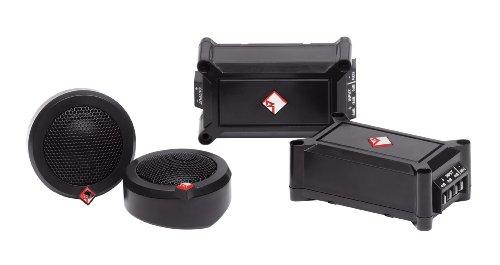 """Rockford Fosgate P1T-S Punch 1"""" Tweeter Kit (Pair) , Black"""