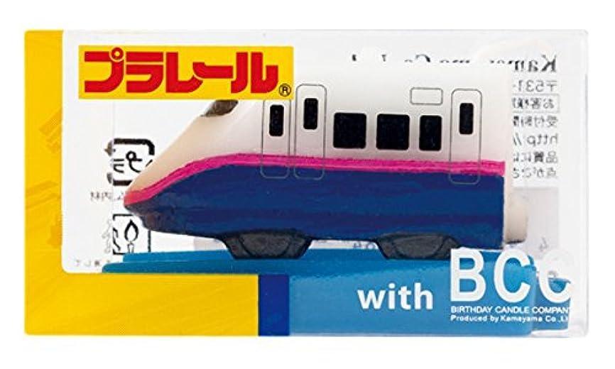 クラッシュ不毛三番プラレールキャンドルE2系新幹線 56320002