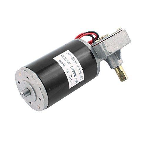 DealMux JW-4040-D220-60 DC 220V 60W 54RPM DC Motorreductor para la electrónica de la máquina de juego
