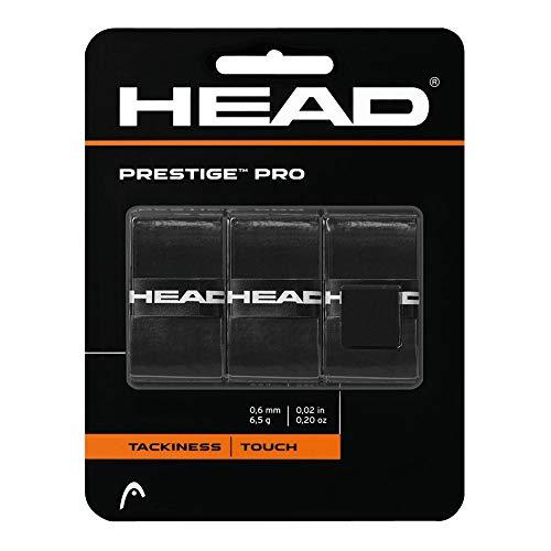 Head - Prestige Pro Overgrip Grip de Reemplazo - Negro