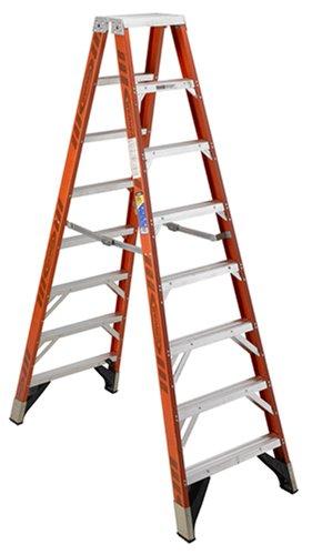 Werner T7408 Ladder, 8-Foot