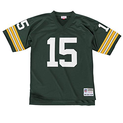 Mitchell & Ness M&N NFL Legacy Jersey - Green Bay Packers - B. Starr Green