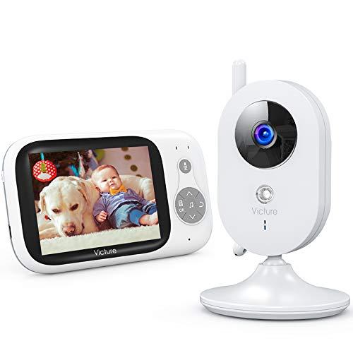 Babyphone mit Kamera, Video Baby Monitor