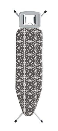 Vinsani Modern Ironing Board Cover Multi Fit New Foam Back 100% Cotton...