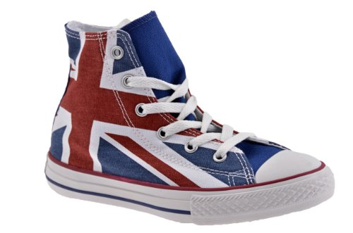 Converse All Star Hi Graphic Chuck Taylor - Uk Flag