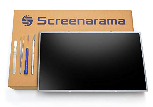 SCREENARAMA New Screen Replacement for HP 2000-2D09WM, HD 1366x768, Matte, LCD LED Display with Tools
