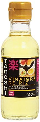 Tanoshi Vinaigre de Riz 150 ml